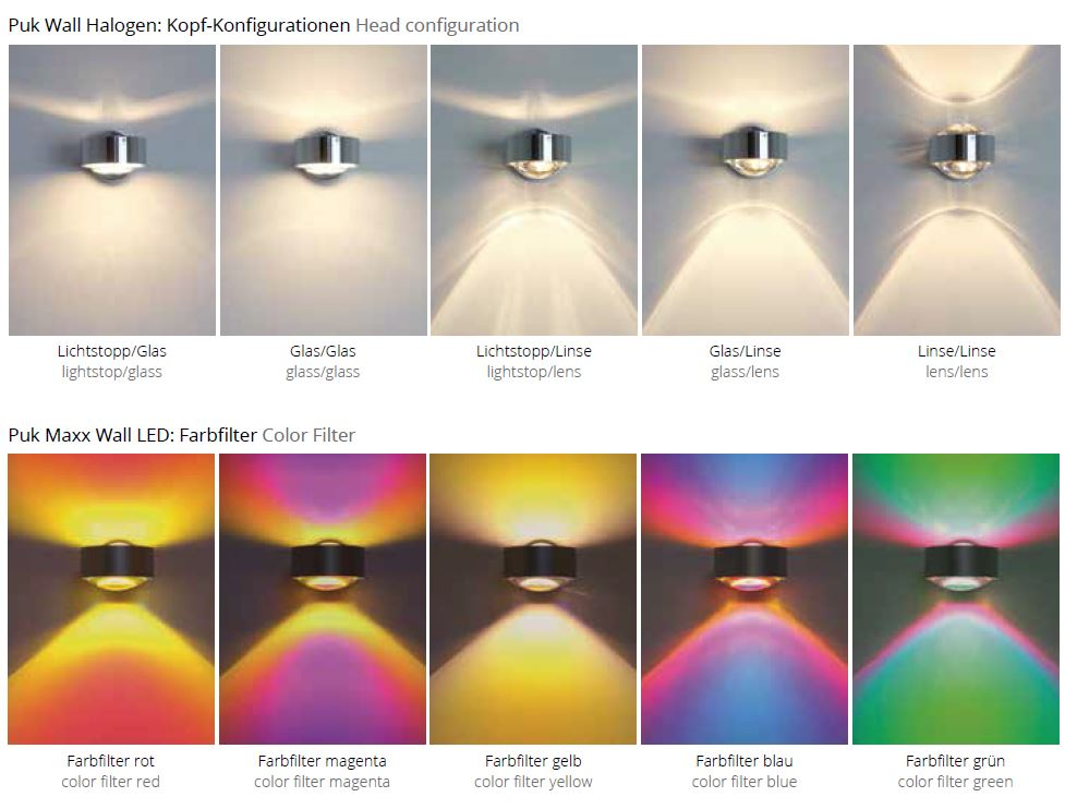 Puk Leuchten von Top Light einfach zusammenstellen mit ...