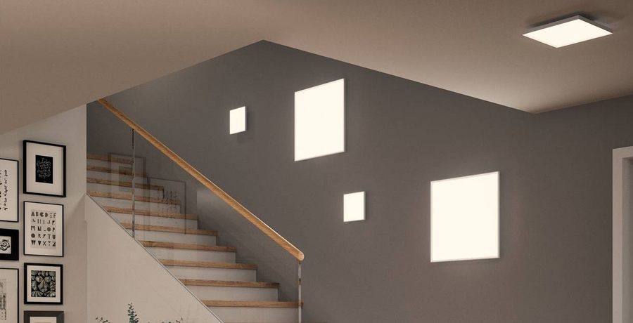 3-step-dim LED Panel Velora