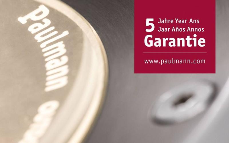 Paulmann 5 Jahre Garantie