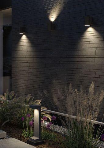 Aussenwandleuchten für indirektes Licht auf Ihrer Terrasse