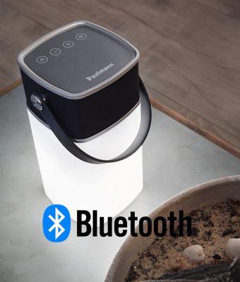 Bluetooth Steuerung Gartenbeleuchtung