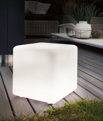 Paulmann ZigBee Cube - Smarte Gartenbeleuchtung