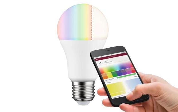 Smart Home Leuchtmittel für URail
