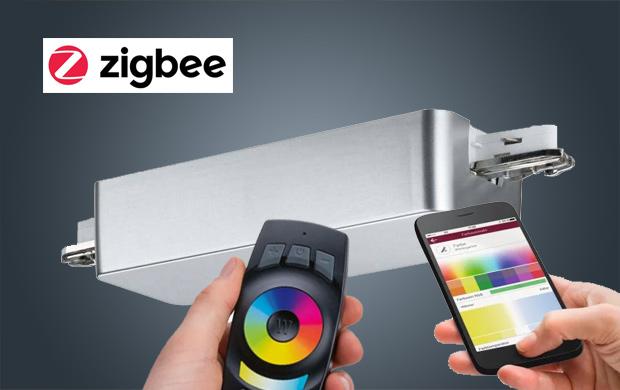URail ZigBee Dimm/Switch chrom-matt kaufen