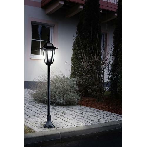 Standleuchte schwarz moderne stehleuchte stehlampe lampe for Lampen 4room