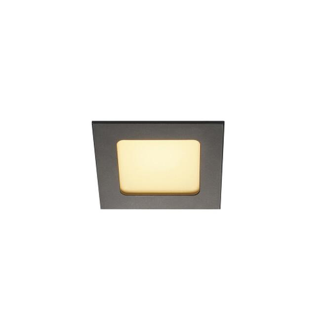 FRAME BASIC, LED Set, Downlight, mattschwarz, 6W, 3000K,...