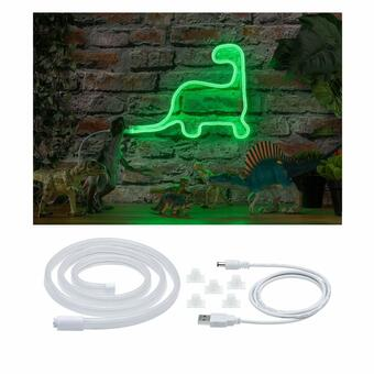 Neon Colorflex USB Strip Green 1m 4,5W 5V