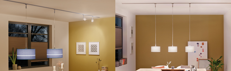 paulmann urail schienensystem dimmen lampen1a. Black Bedroom Furniture Sets. Home Design Ideas