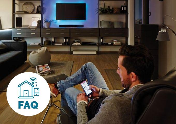 FAQ Paulmann Smart Home
